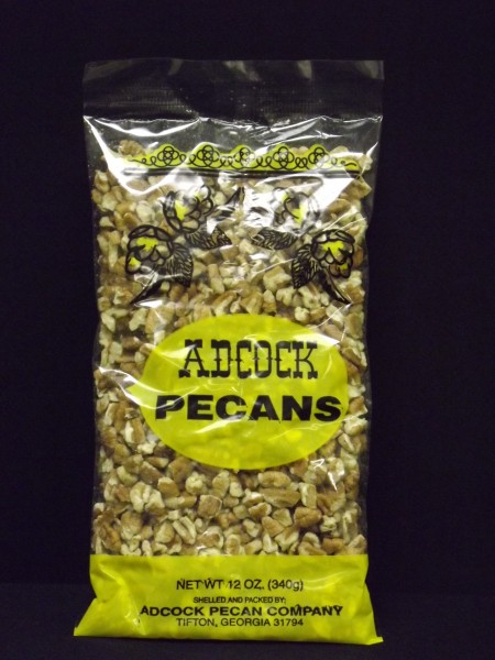 Medium Chop Pecan Pieces 12 ounces