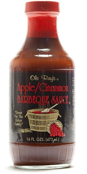 Apple Cinnamon BBQ Sauce