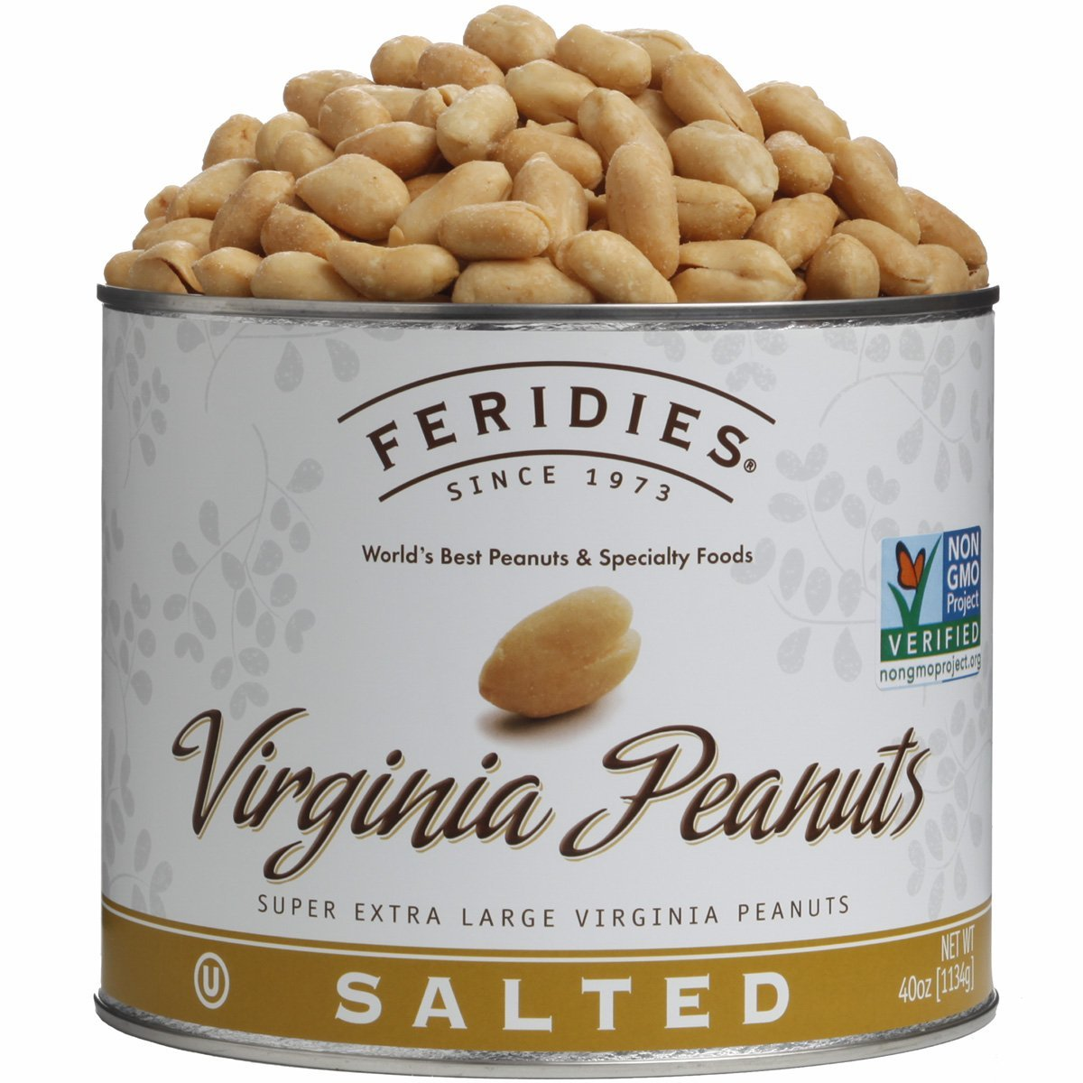 Salted Peanuts 40 ounces
