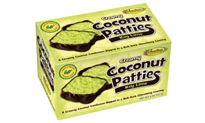 Key Lime Coconut Patties 8 oz.