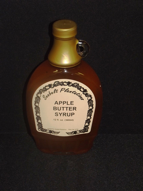 Apple Butter Syrup