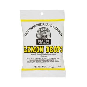 Claey's Lemon Drop Candies