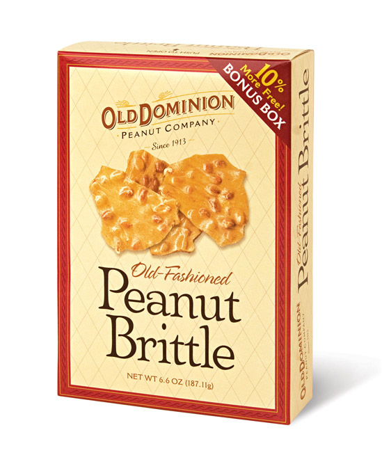 Peanut Brittle 8 oz.