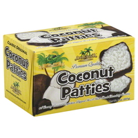 Original Coconut Patties 8 oz.