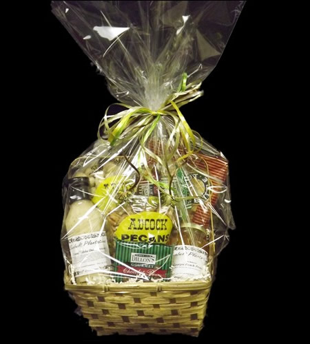 Appetizing Gift Basket