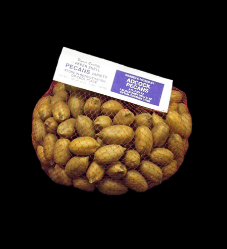Pecans with Shell 5 pounds - Click Image to Close